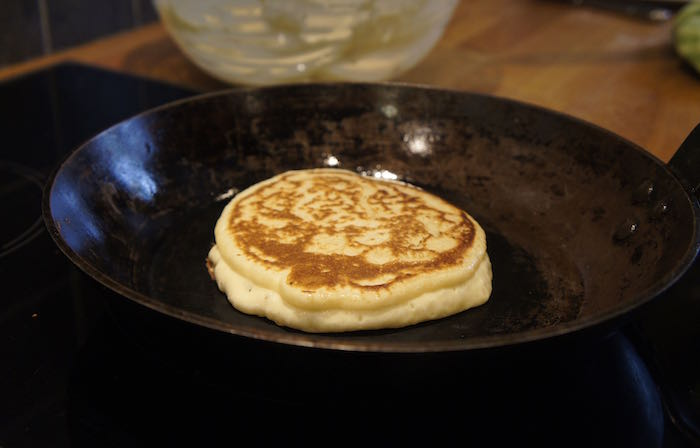 American Style Pancake
