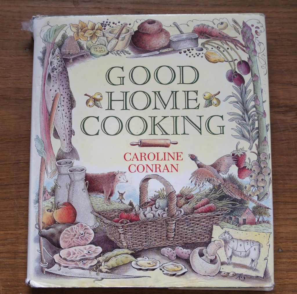 GOOD HOME COOKING by Caroline Conran