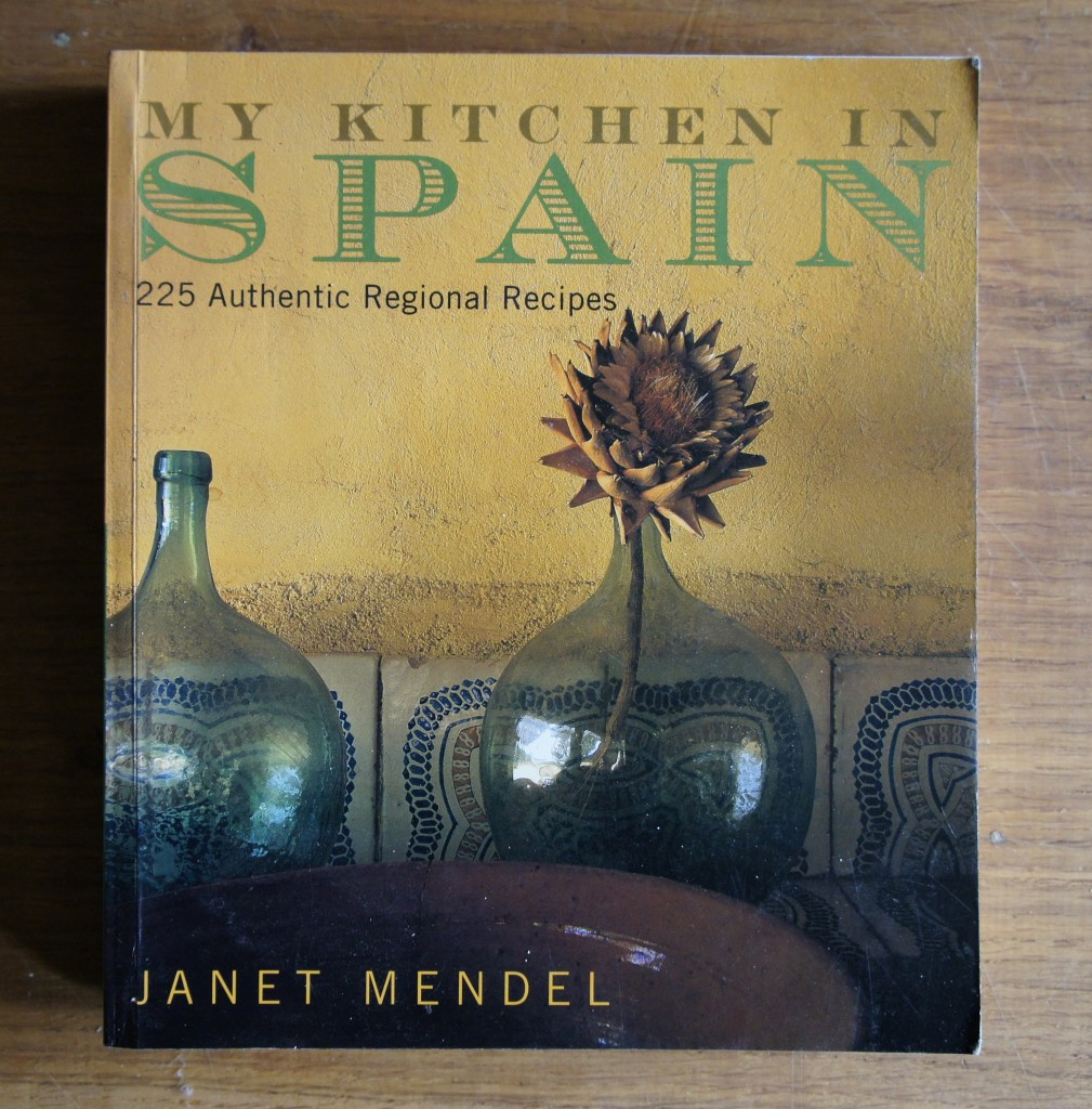 MY KITCHEN IN SPAIN by Janet Mendel